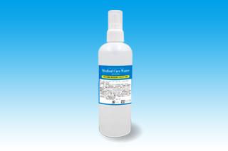 微弱酸性次亜塩素酸水 スプレーボトル 300ml